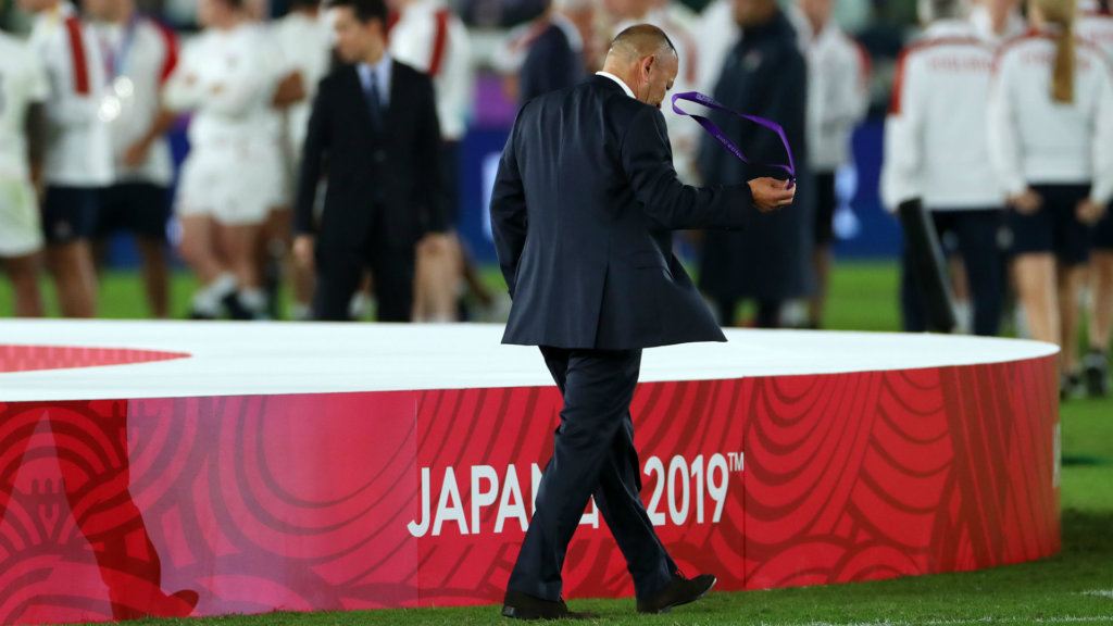 Eddie Jones: England coach's highs and lows