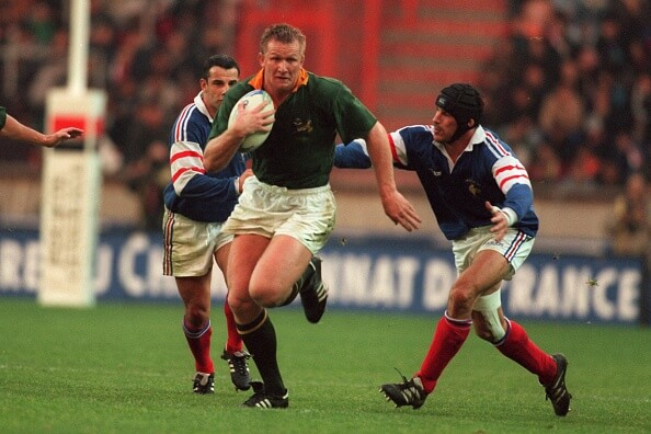 Andre Venter and Thierry Dusautoir top a talented pool, for my picks at number 6
