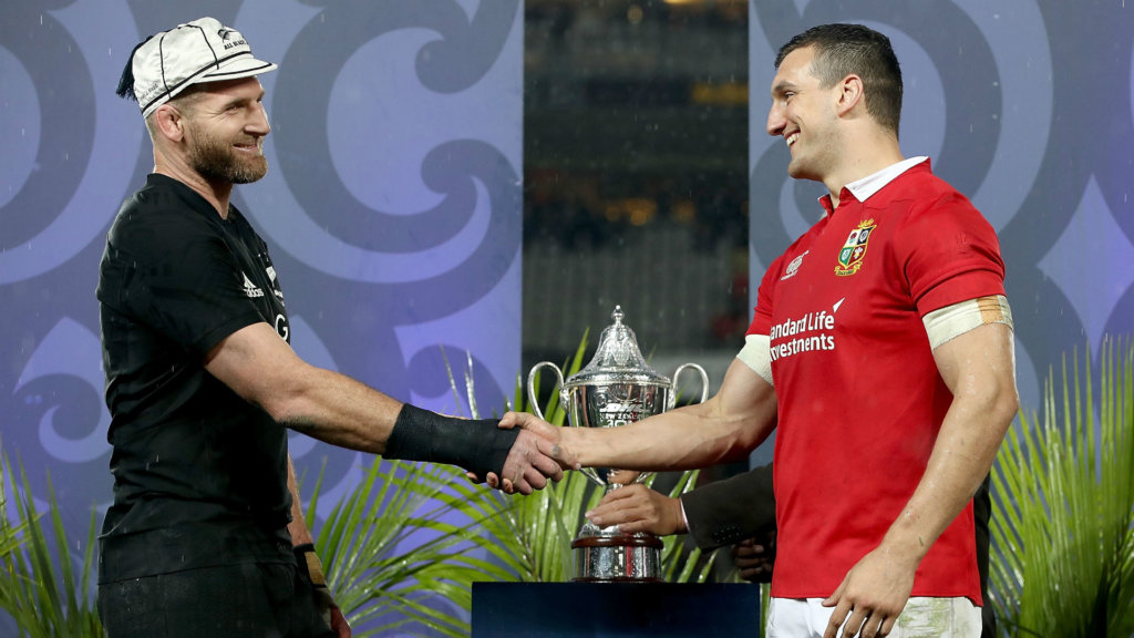 Coronavirus: One-off Lions-New Zealand Test in 2021 backed by Hansen