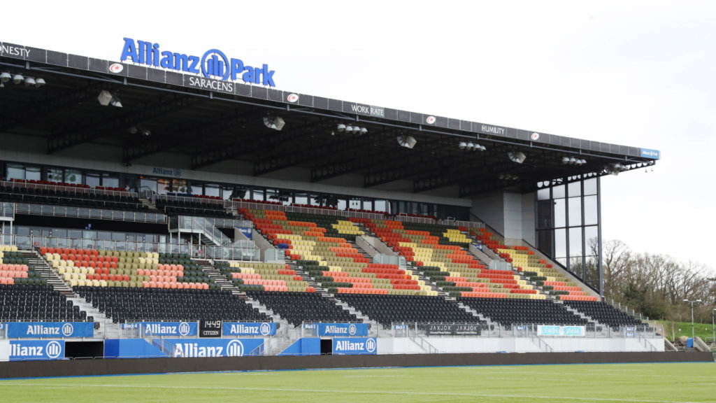 Coronavirus: Saracens furlough staff and call on players to defer wages