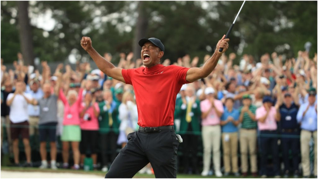 On this day in sport: Tiger completes improbable comeback, Five Nations ends all square