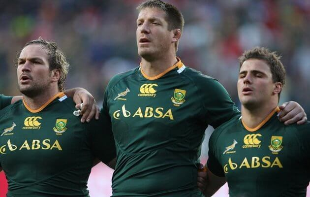 Bakkies and Martin Johnson are my dream number 4 picks