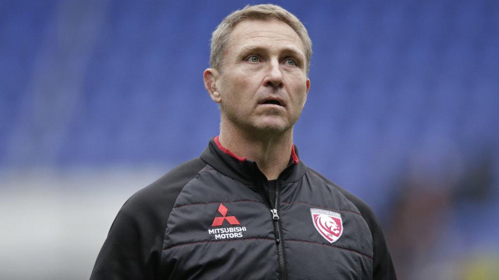 Ackermann departs Gloucester for job in Japan