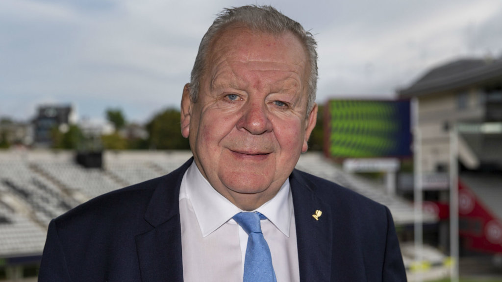 Beaumont looks to the future after being re-elected as World Rugby chairman