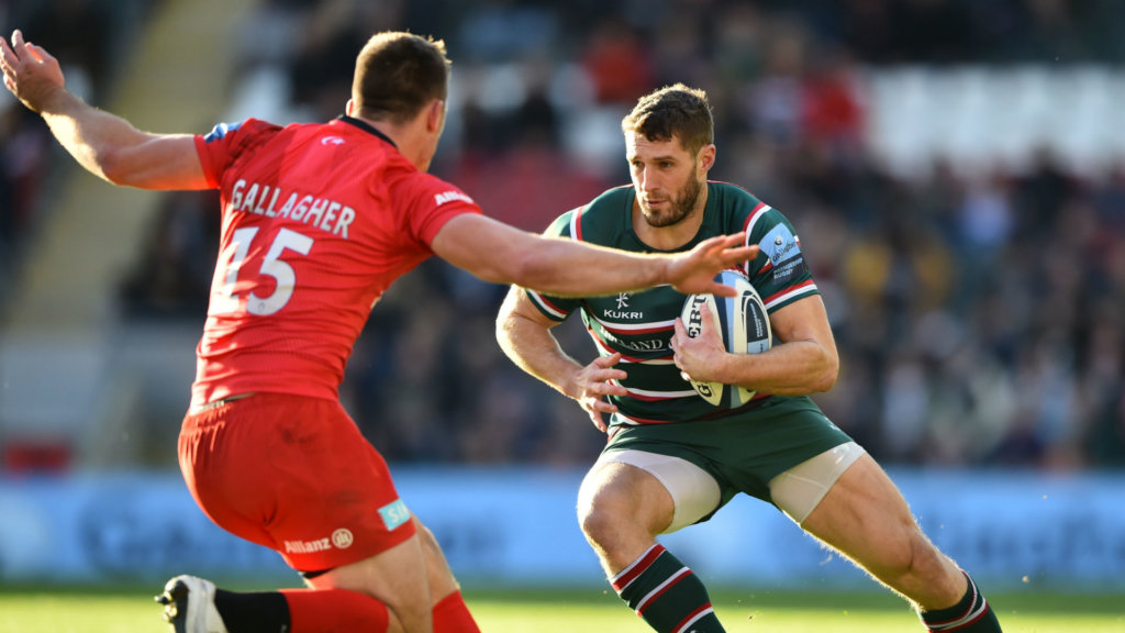 Wales international Holmes swaps Tigers for Dragons
