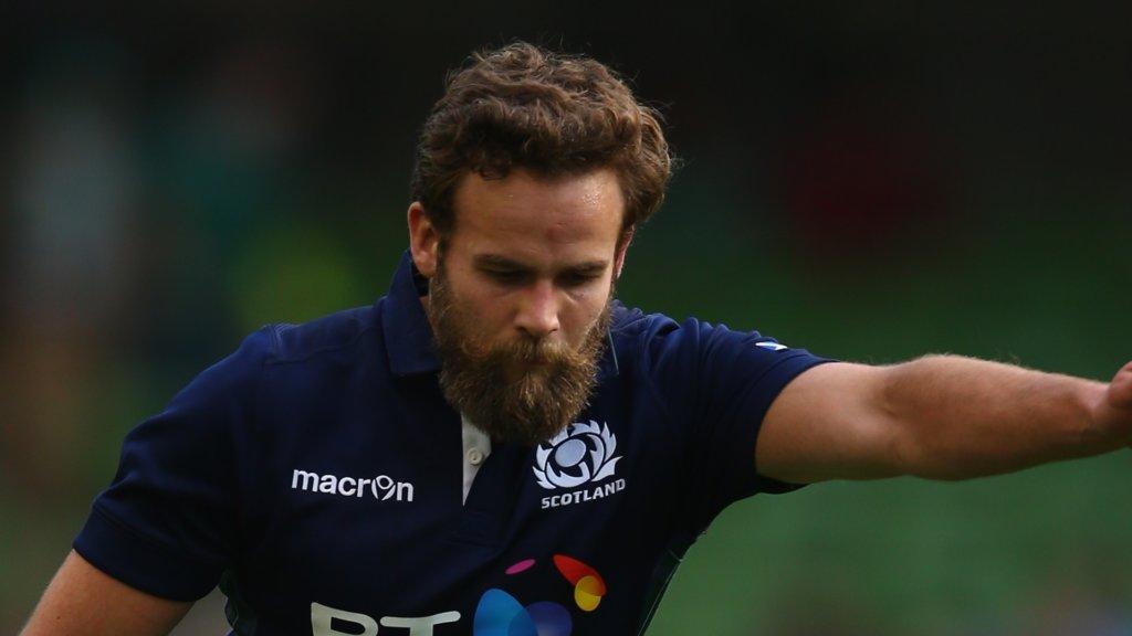 Scotland's Jackson announces retirement