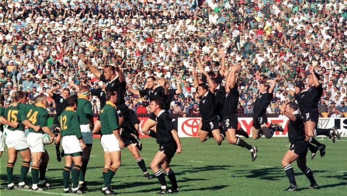 26 Years on: The tension of the 1995 World Cup Final week