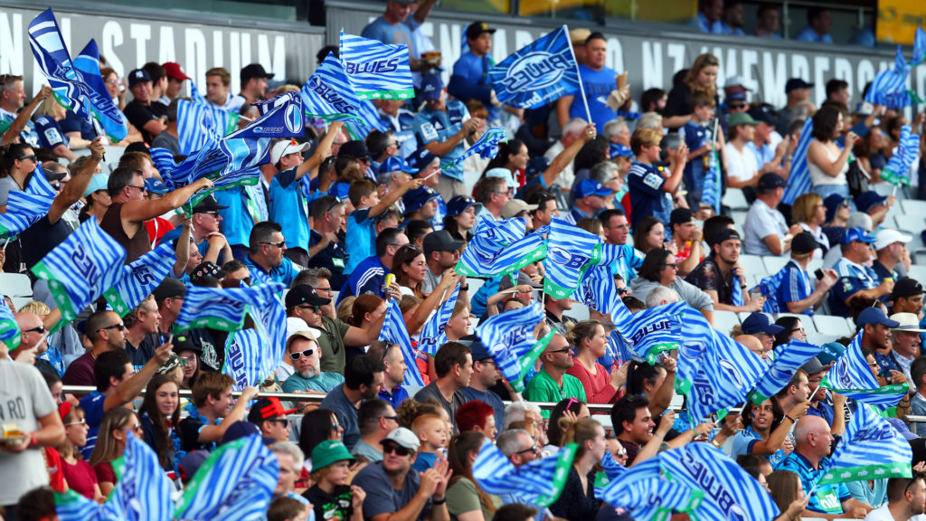 Coronavirus: Blues sell out Eden Park for Super Rugby Aotearoa opener