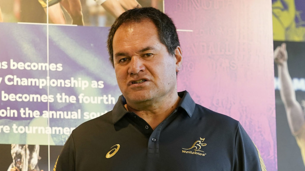 Coronavirus: New Australia coach Rennie to take 30 per cent pay cut