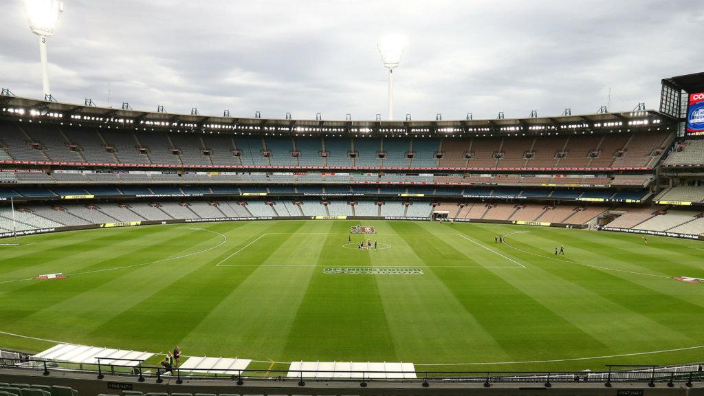 Coronavirus: Australia's sport crowds set to return and take place of cardboard fans