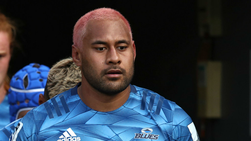 All Blacks lock and Blues captain Tuipulotu signs new deal