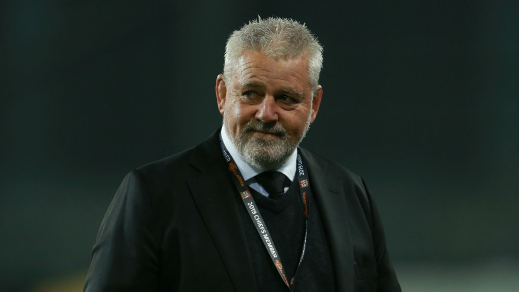 I don't care if he's my son - Gatland bemoans Chiefs' last-gasp loss