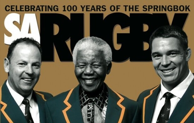Mark Keohane recalls the magic of Madiba's iconic SA Rugby Mag photo