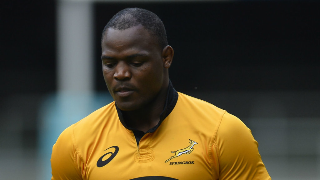 Former Springboks hooker Chiliboy Ralepelle given eight-year doping ban