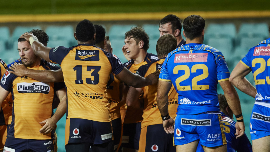 Blistering start sets up Brumbies win over Force