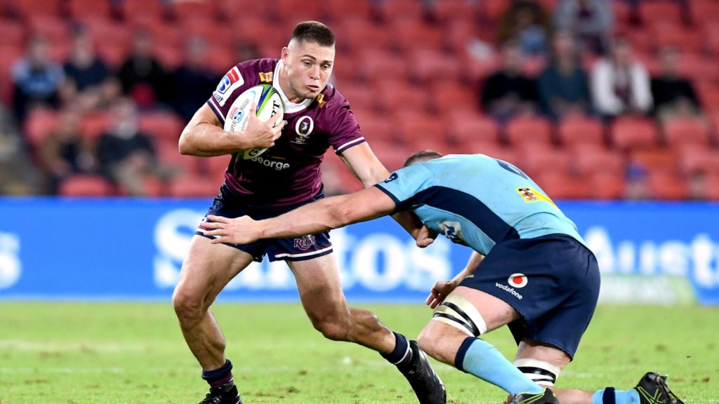 O'Connor ends Reds' Waratahs wait in Super Rugby AU opener