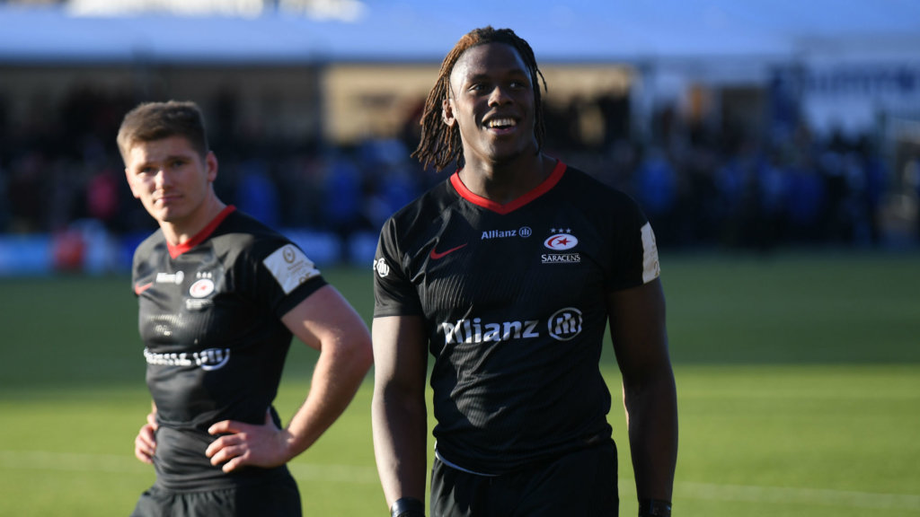 Itoje becomes latest Saracens star to extend contract