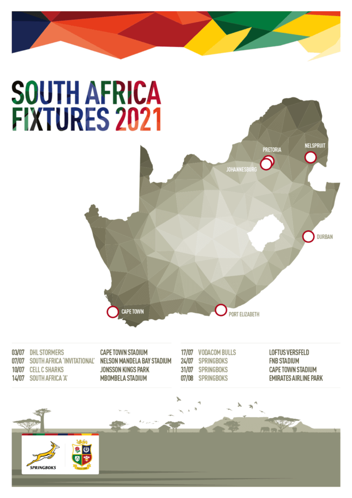 Springbok supporters will smile at affordable Lions ticket prices