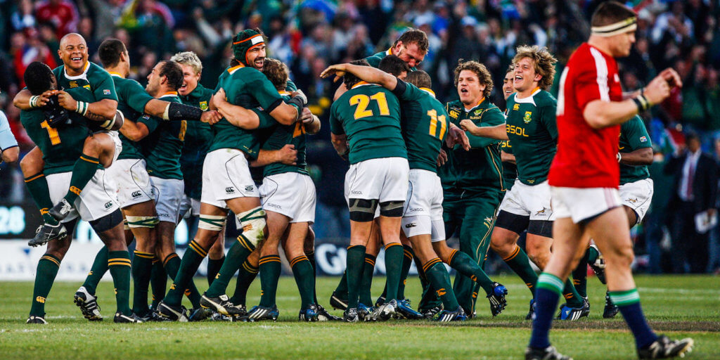 Lions v Springboks like three World Cup finals in succession - McGeechan