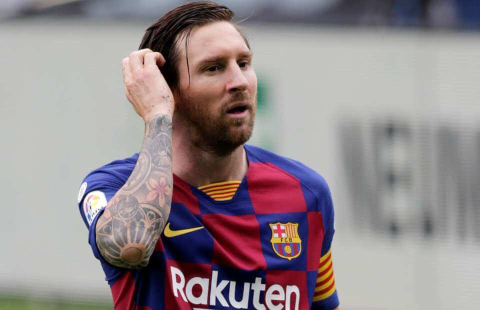 Where to for Lionel Messi?
