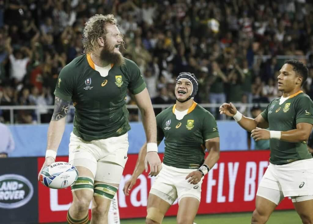 Boks boast depth for a Northern and Southern Hemisphere side