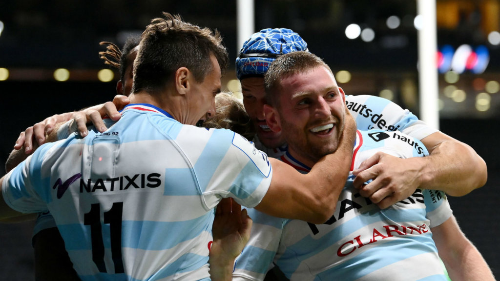 Racing to face Exeter in European Champions Cup final as Sarries and Toulouse crash out