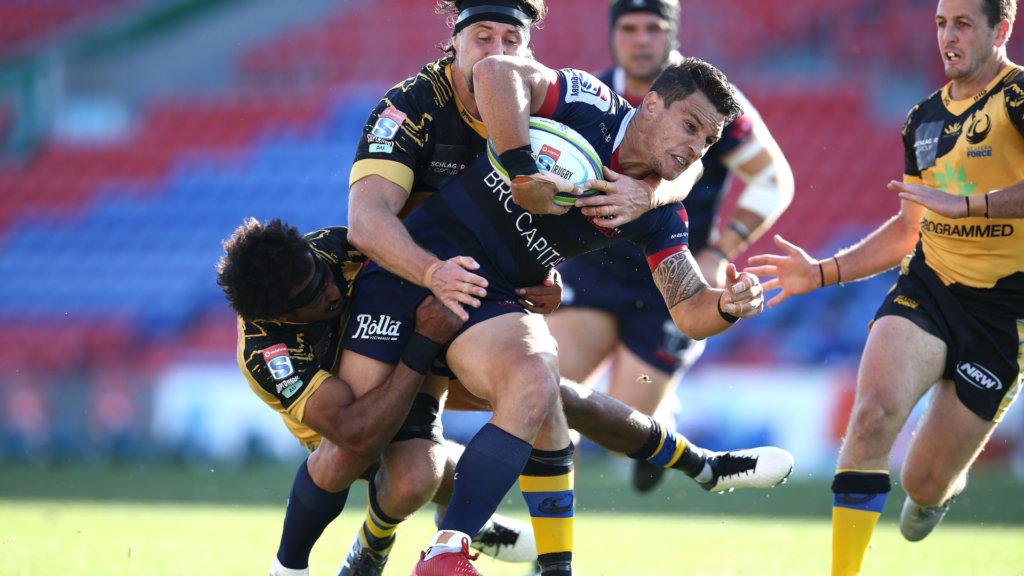 Rebels 34-30 Force: Super Rugby AU finals spot secured in thriller