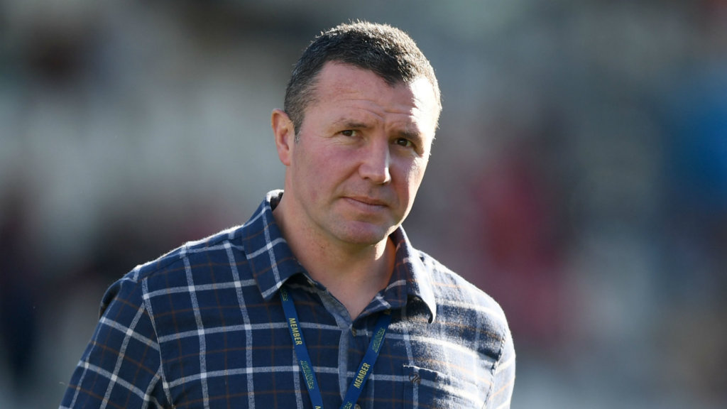 Head coach Mauger leaves Highlanders