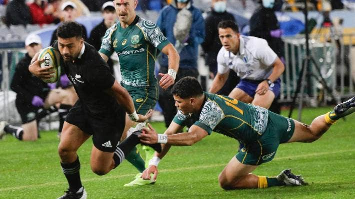 Record breaking score typical of All Blacks rugby
