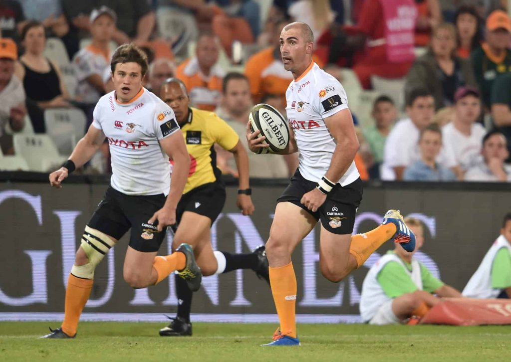 Back Stormers and Cheetahs this weekend