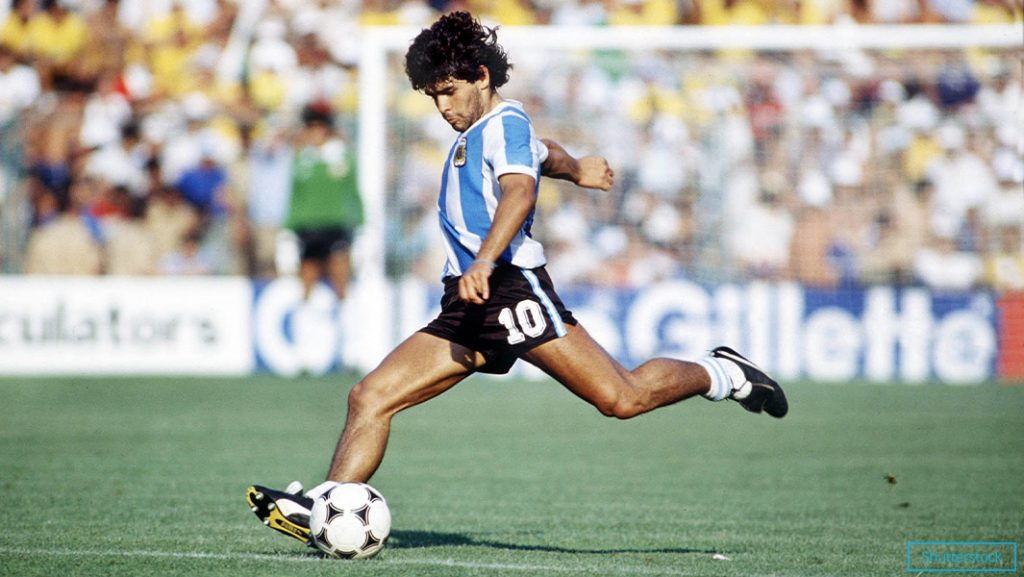"While alive, Maradona's ""mistakes"" outweighed his magic in the media's eye"
