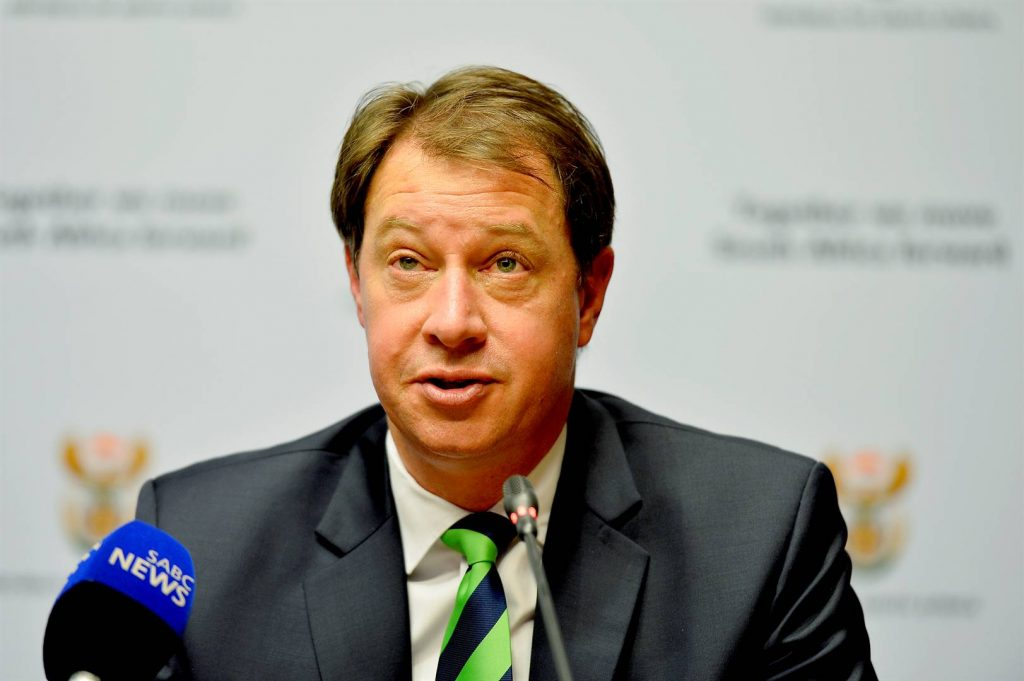 Celebrate Jurie Roux's service to South African rugby