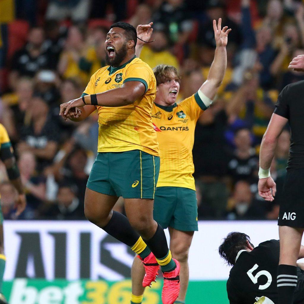 Brisbane bogey strikes as All Blacks lose to Wallabies