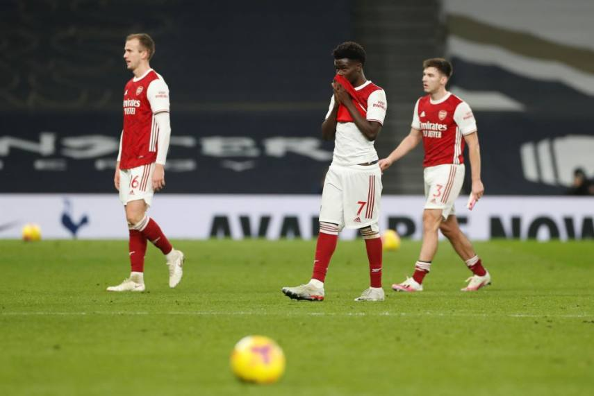 Arsenal's stagnation a symptom of low confidence