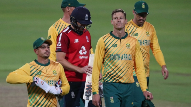 South African cricket's actions speak louder than words