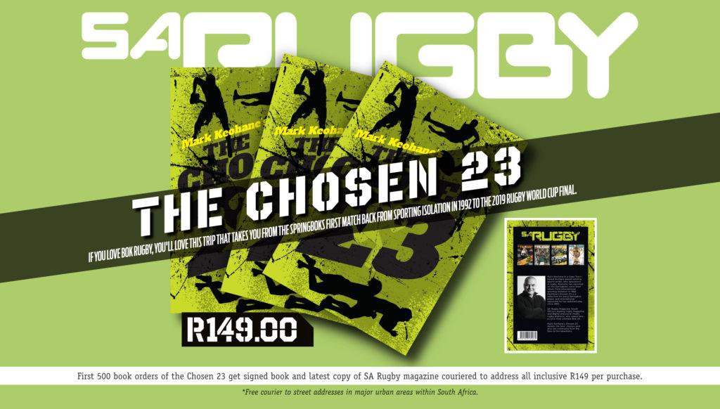 "How ""The Chosen 23"" was born"