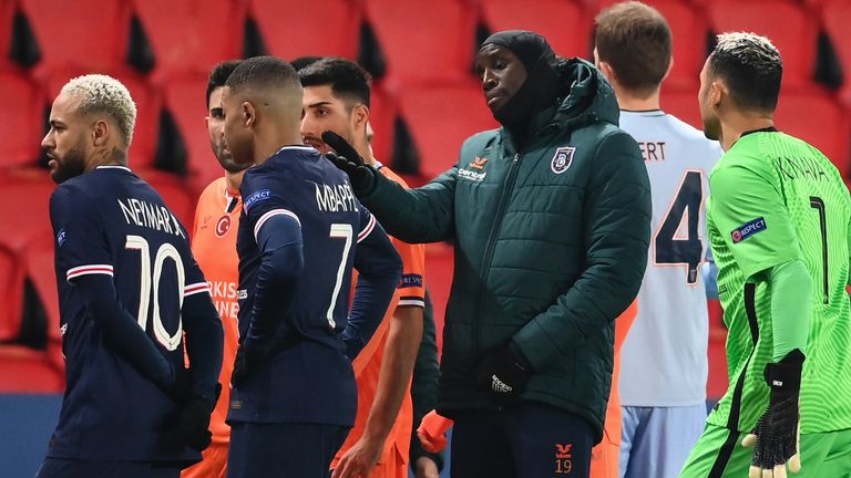 Istanbul and PSG emphatic in their actions