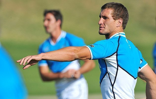 Springbok flyhalf fortunes are flipping