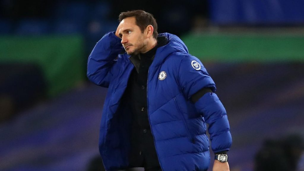 Lampard's sacking neither an injustice nor a surprise