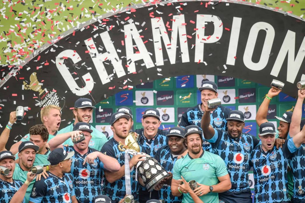 Duane's defiant Bulls are the Kings of the Currie Cup
