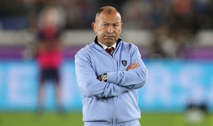 Eddie Jones won't win England a World Cup, and he knows it