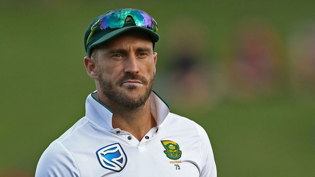 Faf du Plessis: From a mighty arrival to a meek surrender