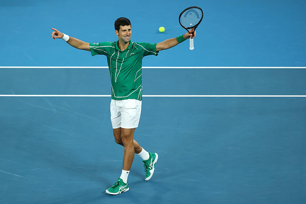 Melbourne is made for Djokovic