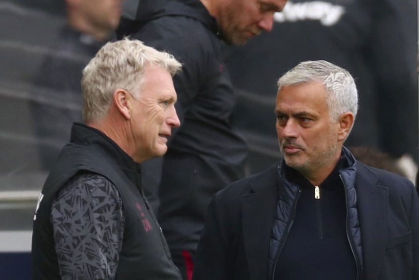 Moyes v Mourinho: The Battle of the Dinosaurs