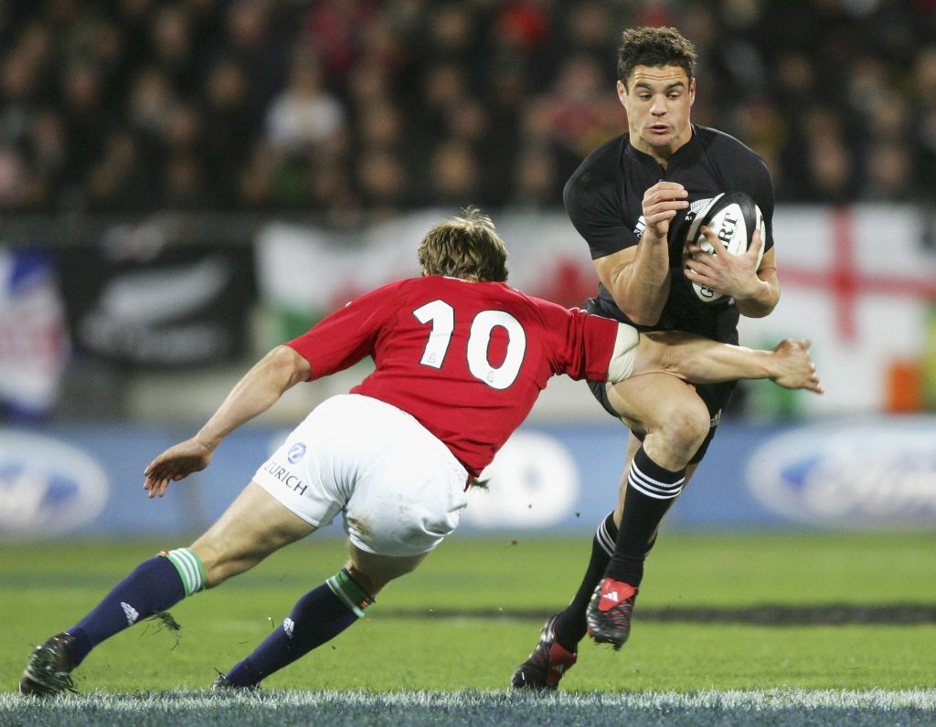 Why concussed Clive is wrong about Dan Carter
