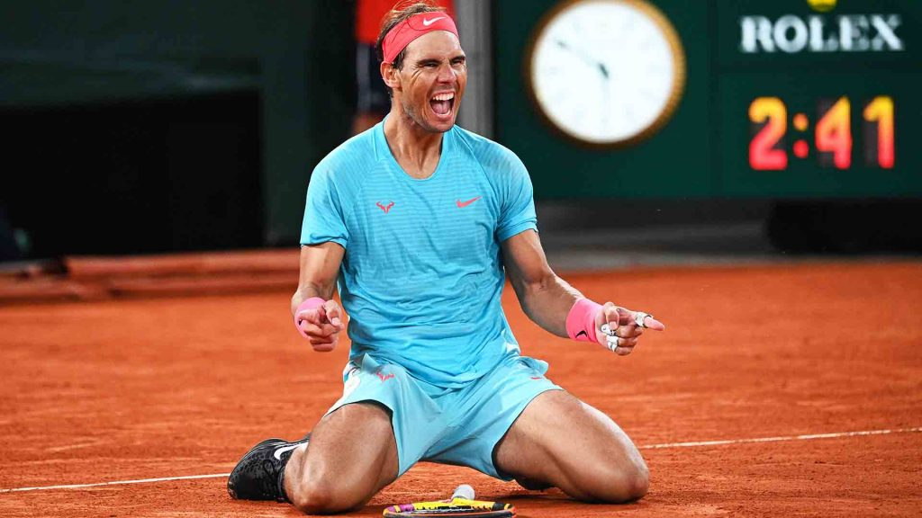 Why Rafa completes tennis' Holy Trinity