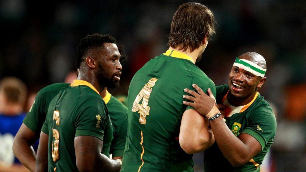 Settled Springboks in better shape than British & Irish Lions