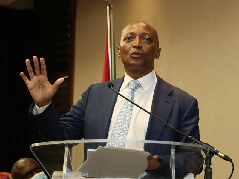 Motsepe brings Midas Touch to African football