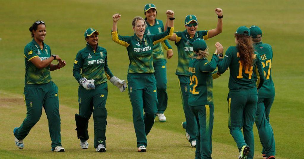 Women's cricket in South Africa is soaring