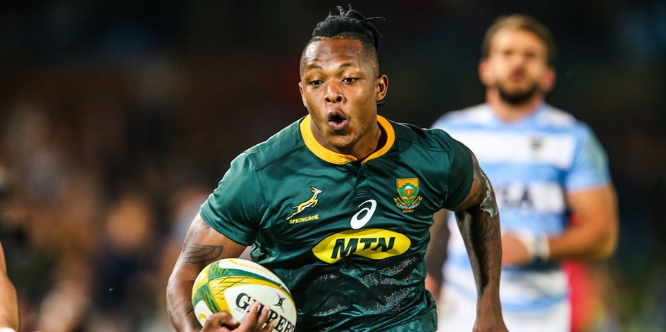 Selecting Springbok centres & wings when crisis strikes